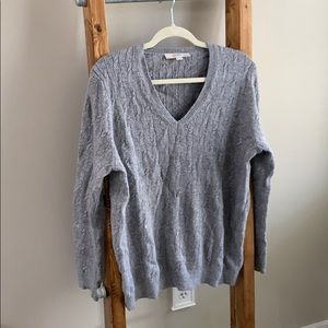 Loft Maternity Grey Sweater